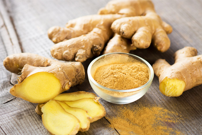 How to make ginger powder